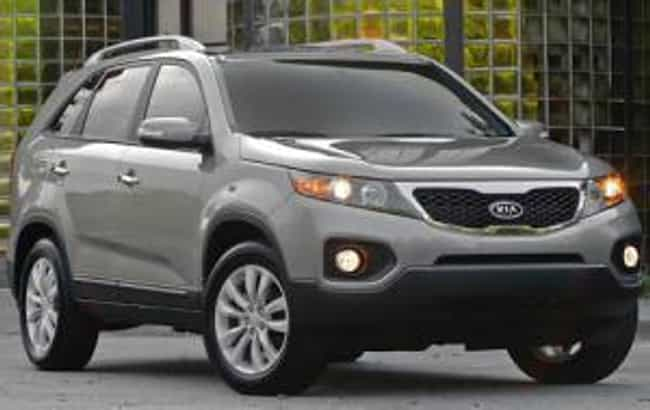2011 Kia Sorento is listed (or ranked) 1 on the list The Best Kia Sorentos of All Time