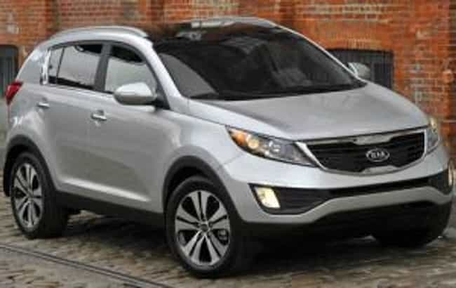 2011 Kia Sportage is listed (or ranked) 2 on the list The Best Kia Sportages of All Time