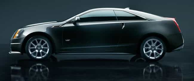 2012 Cadillac CTS-V Coup... is listed (or ranked) 2 on the list The Best Cadillac CTS-Vs of All Time