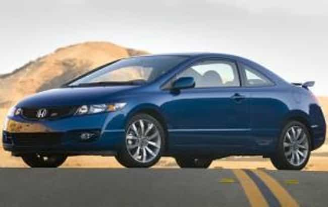 2011 Honda Civic Coup&ea... is listed (or ranked) 4 on the list The Best Honda Civics of All Time