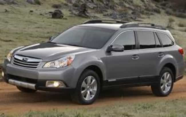2011 Subaru Outback is listed (or ranked) 2 on the list The Best Subaru Outbacks of All Time