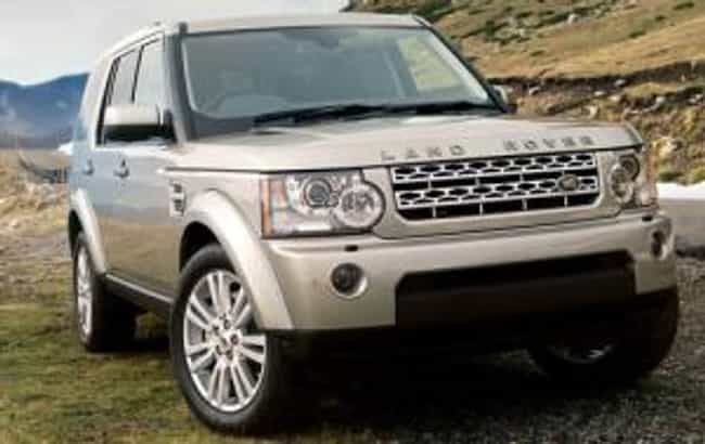 2010 Land Rover LR4 is listed (or ranked) 1 on the list The Best Land Rover Discoverys of All Time