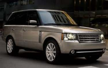 2010 Land Rover Range Rover is listed (or ranked) 1 on the list The Best Land Rover Range Rovers of All Time