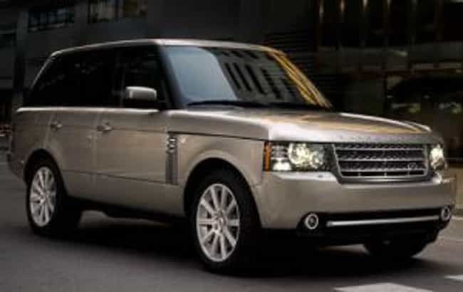 2010 Land Rover Range Ro... is listed (or ranked) 1 on the list The Best Land Rover Range Rovers of All Time