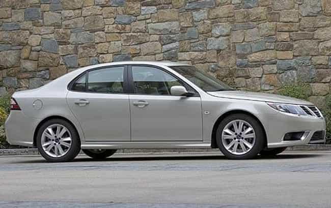 2010 Saab 9-3 Sport Sedan is listed (or ranked) 4 on the list The Best Saab 9-3s of All Time