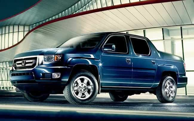 2010 Honda Ridgeline is listed (or ranked) 4 on the list The Best Honda Ridgelines of All Time