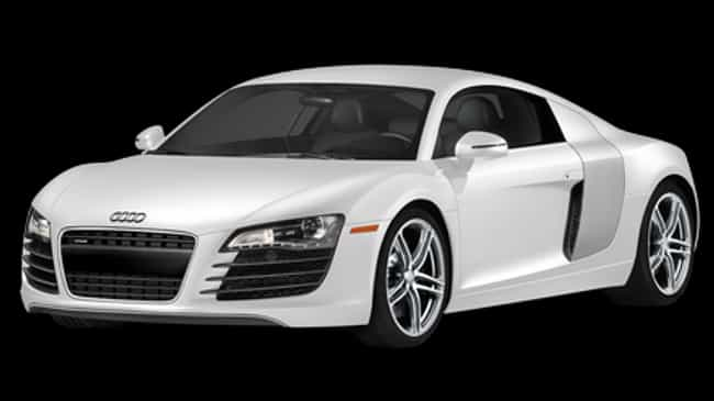 2012 Audi R8 Coupe is listed (or ranked) 4 on the list The Best Audi R8s of All Time