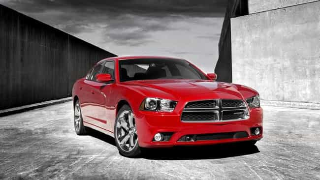 2017 Dodge Charger Is Listed Or Ranked 2 On The List Best