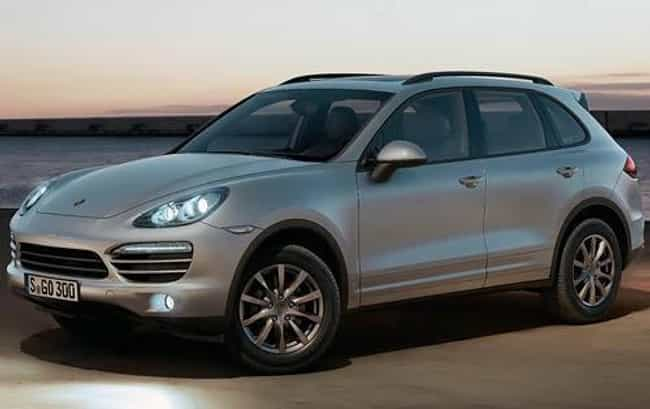 2011 Porsche Cayenne is listed (or ranked) 2 on the list The Best Porsche Cayennes of All Time