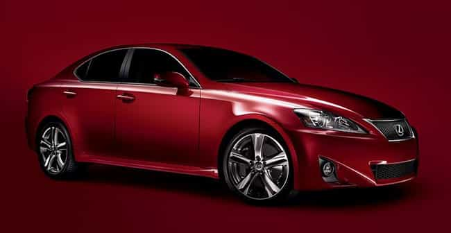 2011 Lexus IS is listed (or ranked) 1 on the list The Best Lexus ISs of All Time