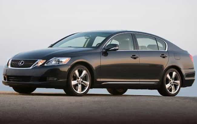 2010 Lexus GS is listed (or ranked) 4 on the list The Best Lexus GSs of All Time