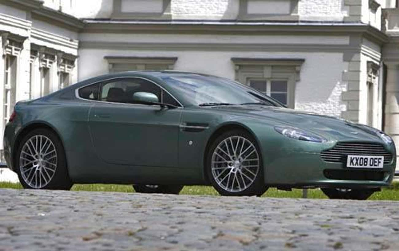 2010 Aston Martin V8 Vantage C is listed (or ranked) 2 on the list List of All Cars Made in 2011