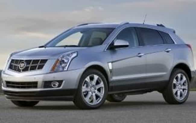 2010 Cadillac SRX is listed (or ranked) 2 on the list The Best Cadillac SRXs of All Time