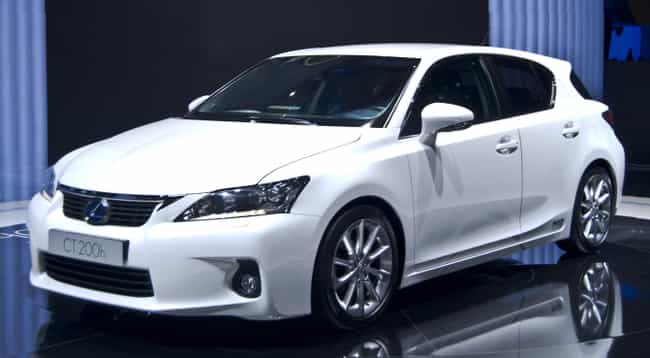All Lexus Models List Of Lexus Cars Vehicles