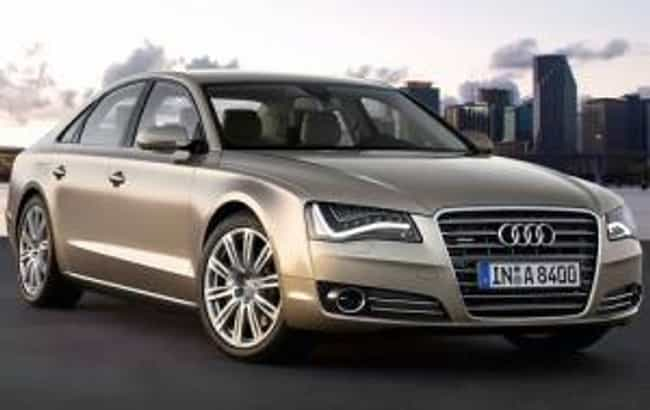 2011 Audi A8 is listed (or ranked) 2 on the list The Best Audi A8s of All Time