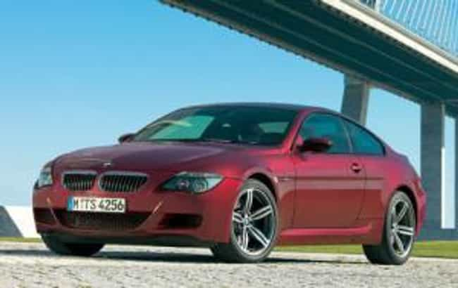 2010 BMW M6 Coupé... is listed (or ranked) 3 on the list The Best BMW M6s of All Time
