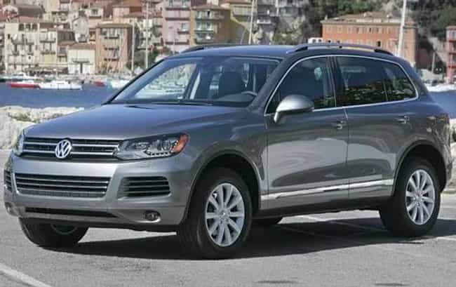 2011 Volkswagen Touareg is listed (or ranked) 1 on the list The Best Volkswagen Touaregs of All Time