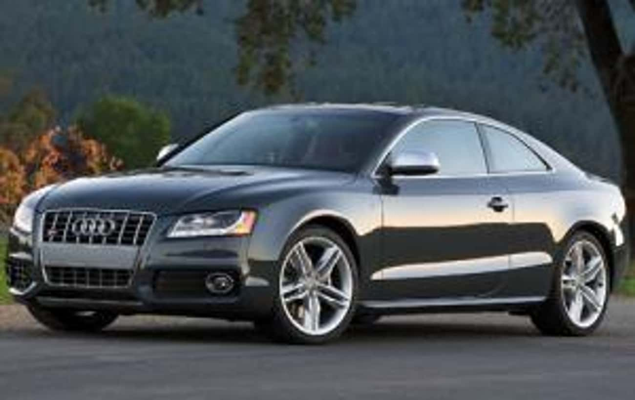 2010 Audi S5 Coupe is listed (or ranked) 2 on the list The Best Audi S5s of All Time