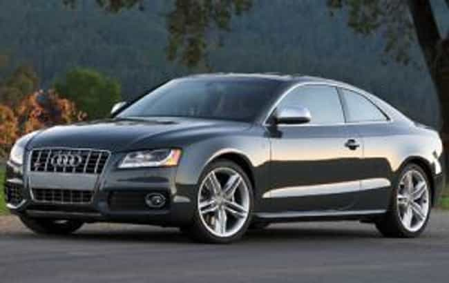 2010 Audi S5 Coupe is listed (or ranked) 3 on the list The Best Audi S5s of All Time
