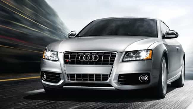 2012 Audi S5 Coupe is listed (or ranked) 1 on the list The Best Audi S5s of All Time