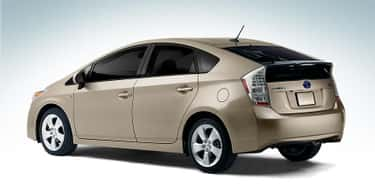 2011 Toyota Prius is listed (or ranked) 1 on the list The Best Toyota Prius Models of All Time