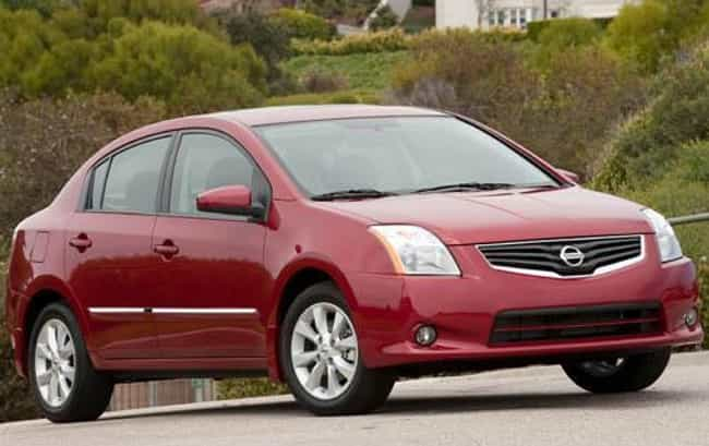 2011 Nissan Sentra is listed (or ranked) 4 on the list The Best Nissan Sentras of All Time