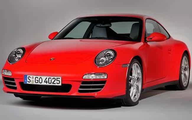 2010 Porsche 911 GT3 RS ... is listed (or ranked) 2 on the list The Best Porsche 911s of All Time