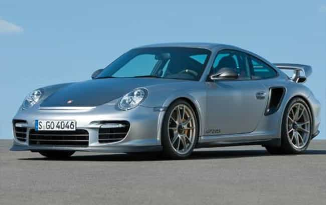 2011 Porsche 911 GT3 RS is listed (or ranked) 4 on the list The Best Porsche 911s of All Time