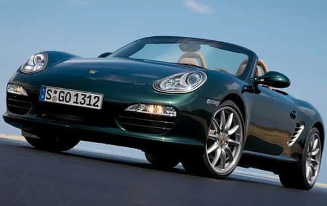 2011 Porsche Boxster is listed (or ranked) 3 on the list The Best Porsche Boxsters of All Time