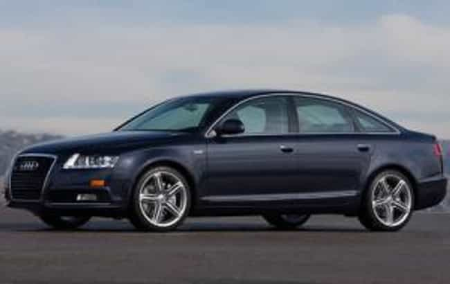 2011 Audi A6 Sedan is listed (or ranked) 3 on the list The Best Audi A6s of All Time