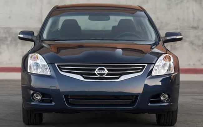 2012 Nissan Altima Sedan... is listed (or ranked) 1 on the list The Best Nissan Altimas of All Time