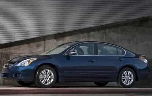 2011 Nissan Altima Sedan... is listed (or ranked) 4 on the list The Best Nissan Altimas of All Time