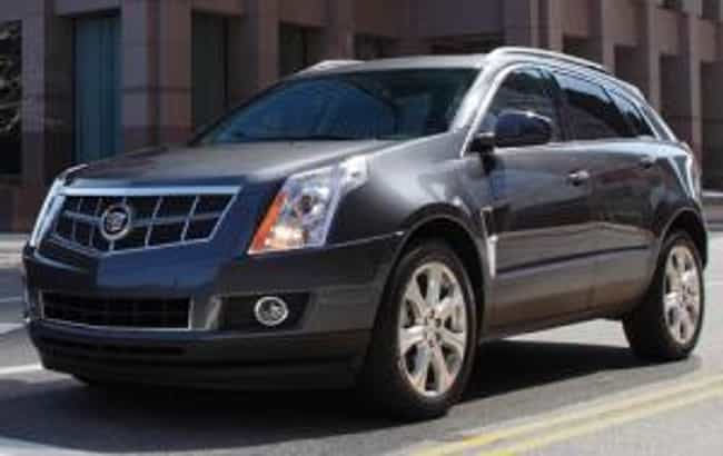 2011 Cadillac SRX is listed (or ranked) 3 on the list The Best Cadillac SRXs of All Time