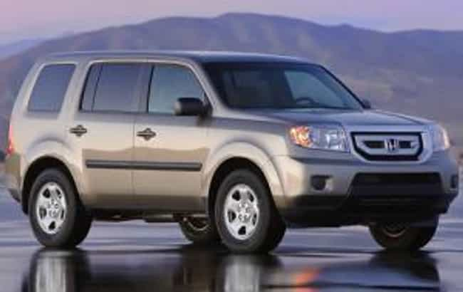 2011 Honda Pilot is listed (or ranked) 1 on the list The Best Honda Pilots of All Time