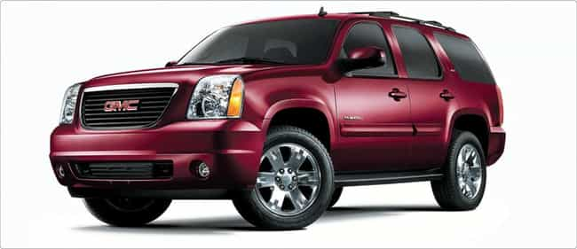 2011 GMC Yukon is listed (or ranked) 2 on the list The Best GMC Yukons of All Time