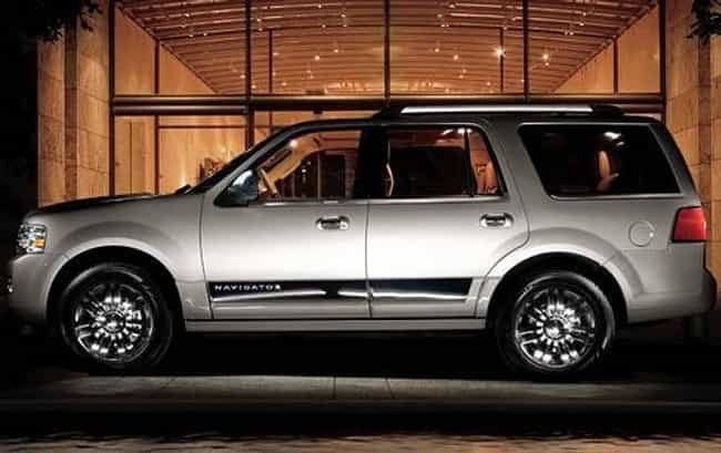 2010 Lincoln Navigator ... is listed (or ranked) 4 on the list The Best Lincoln Navigators of All Time