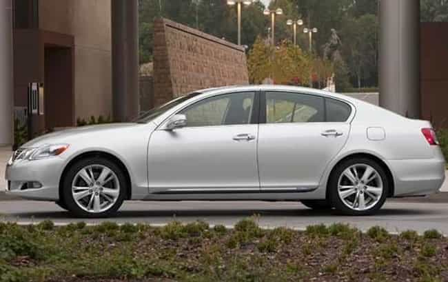 2010 Lexus GS Hybrid is listed (or ranked) 3 on the list The Best Lexus GSs of All Time