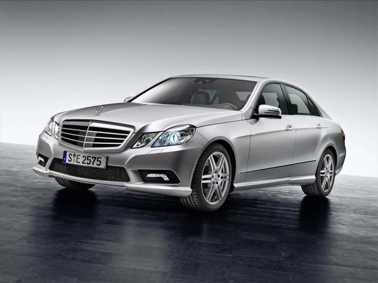 2011 Mercedes-Benz E-Class Sed is listed (or ranked) 1 on the list The Best Mercedes-Benz E-Classes of All Time