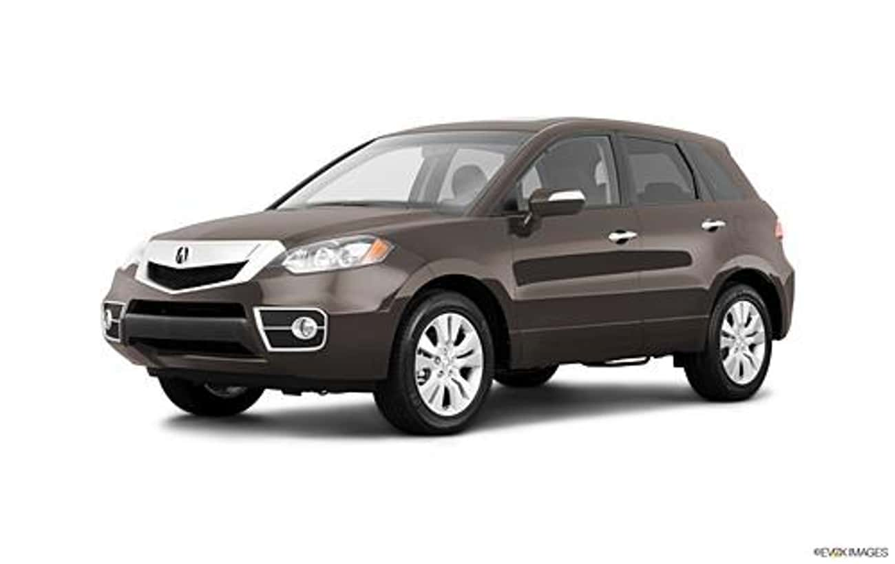 2011 Acura RDX is listed (or ranked) 3 on the list List of All Cars Made in 2011