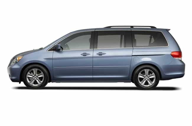 2010 Honda Odyssey is listed (or ranked) 2 on the list The Best Honda Odysseys of All Time