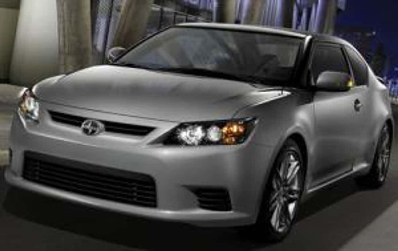 2011 Scion tC is listed (or ranked) 2 on the list The Best Scion TCs of All Time
