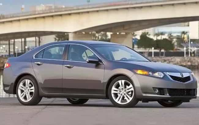 2010 Acura TSX is listed (or ranked) 2 on the list The Best Acura TSXs of All Time