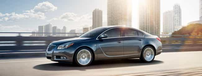 2011 Buick Regal is listed (or ranked) 1 on the list The Best Buick Regals of All Time