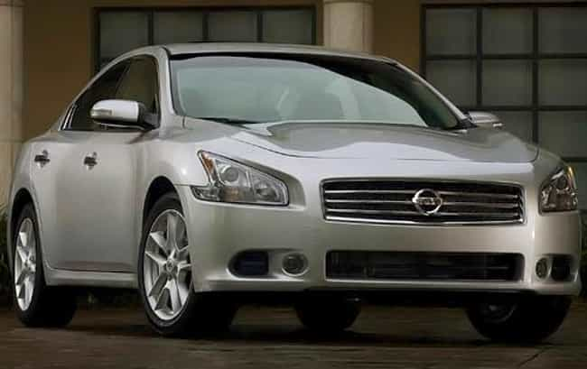 2010 Nissan Maxima is listed (or ranked) 2 on the list The Best Nissan Maximas of All Time