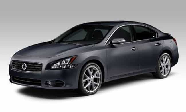 2011 Nissan Maxima is listed (or ranked) 1 on the list The Best Nissan Maximas of All Time