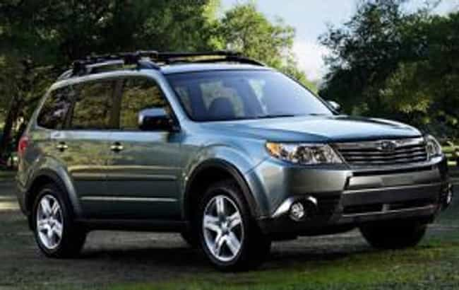 2011 Subaru Forester is listed (or ranked) 6 on the list The Best Subaru Foresters of All Time