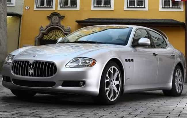 2011 Maserati Quattropor... is listed (or ranked) 3 on the list The Best Maserati Quattroportes of All Time