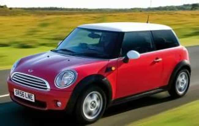 2010 MINI Cooper Hardtop... is listed (or ranked) 7 on the list The Best MINI Coopers of All Time