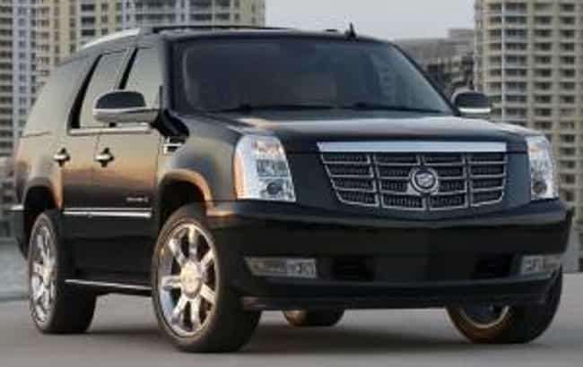2011 Cadillac Escalade ... is listed (or ranked) 2 on the list The Best Cadillac Escalades of All Time