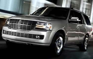 2011 Lincoln Navigator is listed (or ranked) 2 on the list The Best Lincoln Navigators of All Time